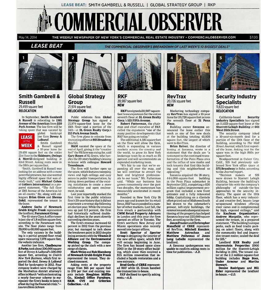 Commercial-Observer,-Lease-Beat,-5.14.2014