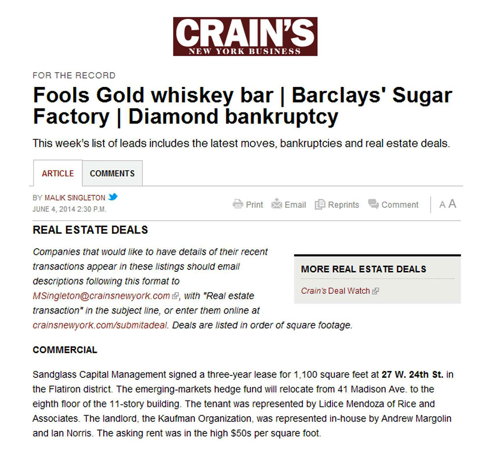Crain's-New-York---For-the-Record---6.4.14