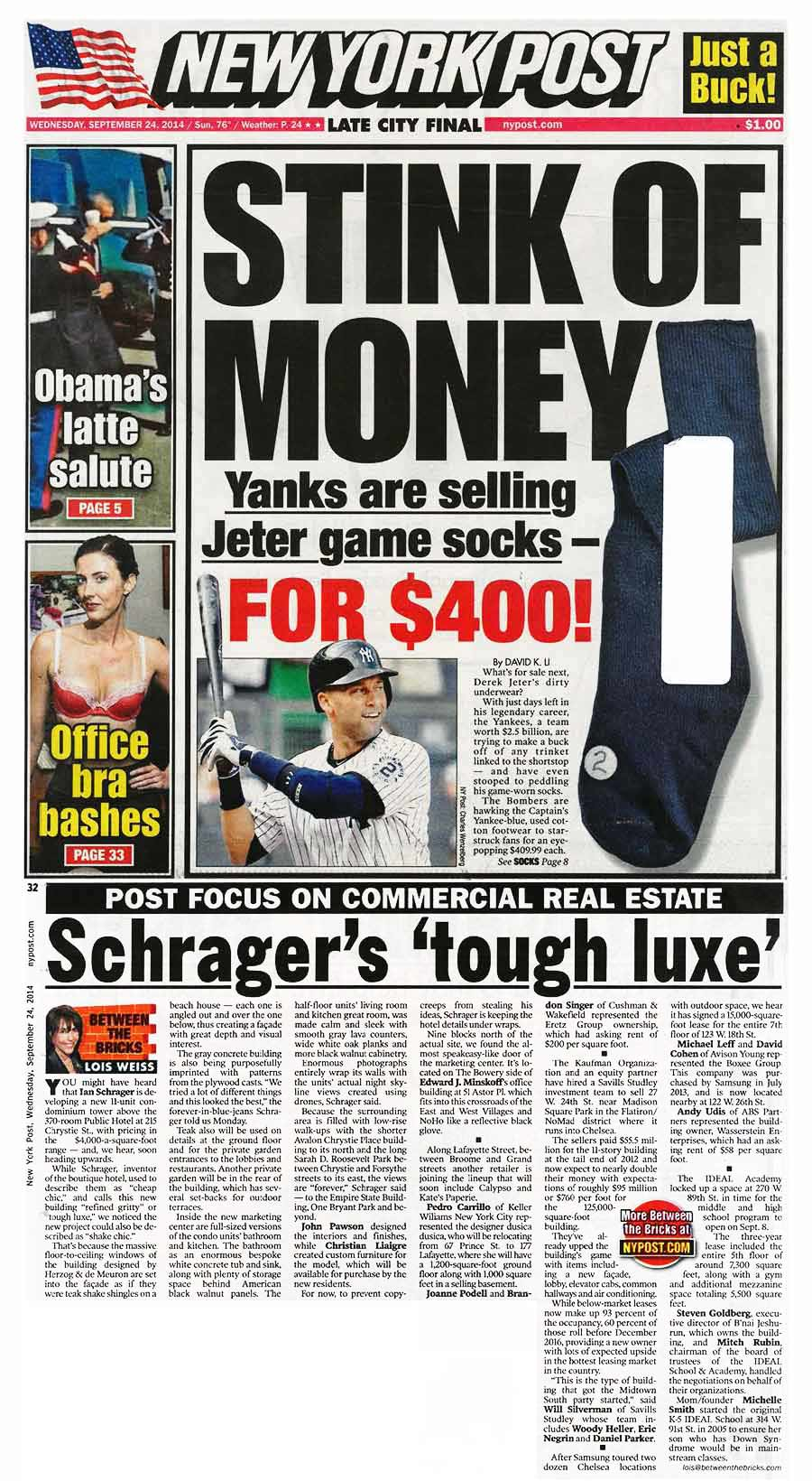 New-York-Post---Schrager's-'tough-luxe'---9.24.14