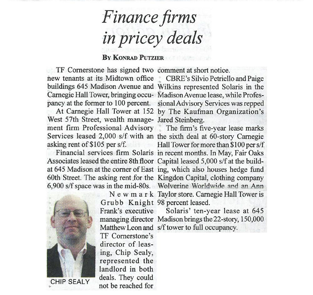 Real-Estate-Weekly---Finance-firms-in-pricey-deals---8.14
