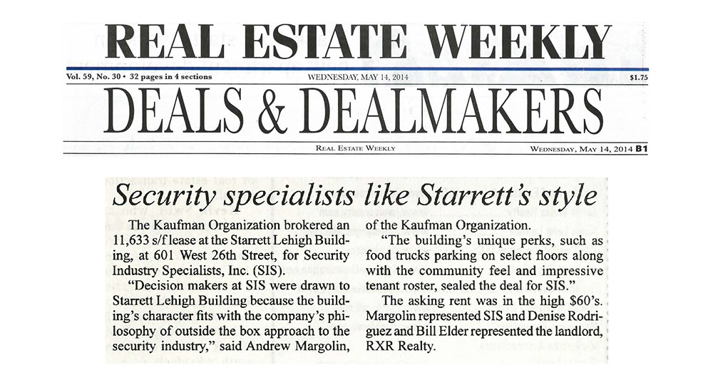 Real-Estate-Weekly,-Security-Specialists-like-Starret's-style,-5.14.14