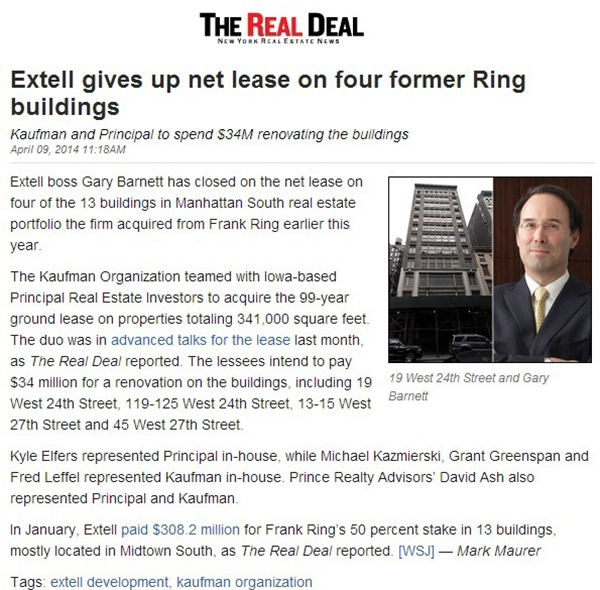 TheRealDeal.com,-Extell-gives-up-net-lease-on-four-former-Ring-buildings,-4.9.2014