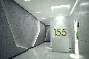 155 west 23rd lobby