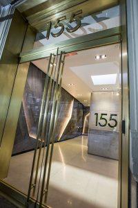 155 West 23 front door