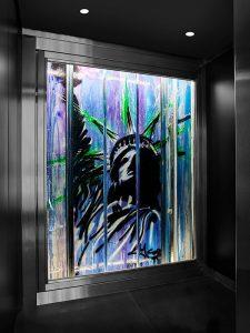 Madison Square Portfolio Elevator