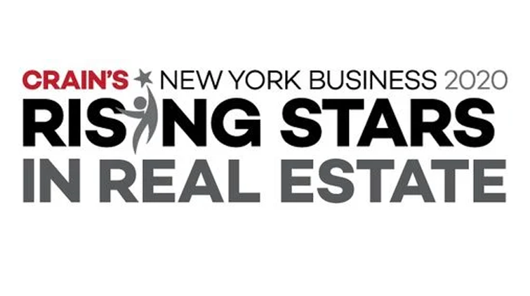 RISING STARS IN REAL ESTATE